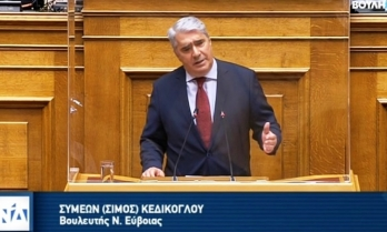 Σίμος Κεδίκογλου: «Με το εργασιακό νομοσχέδιο η Ελλάδα εναρμονίζεται με τα ευρωπαϊκά δεδομένα»