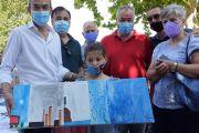Ο Δήμαρχος Θηβαίων για τα παιδιά που ζωγραφίζουν για το περιβάλλον: «Τα παιδιά με τις ζωγραφιές τους μας δείχνουν τον δρόμο»