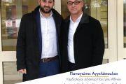 Από το Δήμο στην Περιφέρεια στο πλευρό του Φάνη Σπανού ο γιατρός Παναγιώτης Αγγελόπουλος