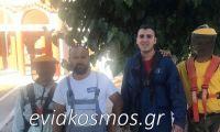 Βέλος Αλιβερίου: Μικροί και μεγάλοι εθελοντές καθάρισαν το χωριό…