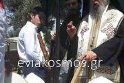 Με μεγαλοπρέπεια ο εορτασμός της Παναγίας στον Οξύλιθο – Το Στιφάδο της Παναγιάς γεύτηκε και φέτος πλήθος πιστών
