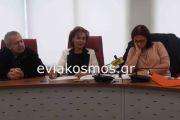 Ακυρώθηκε το Δημοτικό Συμβούλιο Ερέτριας της Παρασκευής