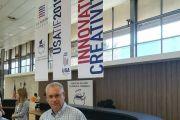 Ο Κώστας Μαρκόπουλος καλεσμένος στο περίπτερο των ΗΠΑ στην ΔΕΘ…