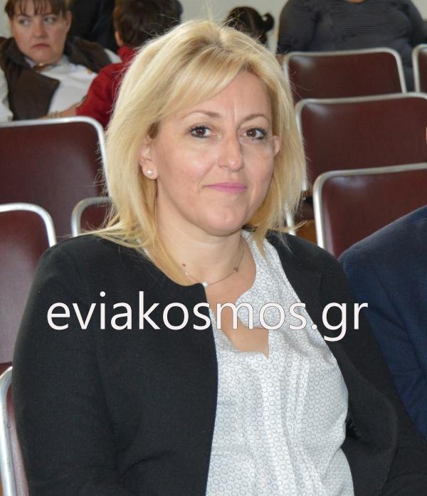 Η Πρόεδρος του Εμπορικού Συλλόγου Καρύστου Σόνια Ντασίου στην ΑΝΔΙΑ … Τι δήλωσε στο eviakosmos.gr