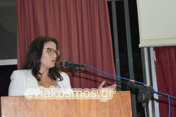 Μίνα Παπαναστασίου: Μια δικηγορίνα με «ταλέντο» στην πολιτική